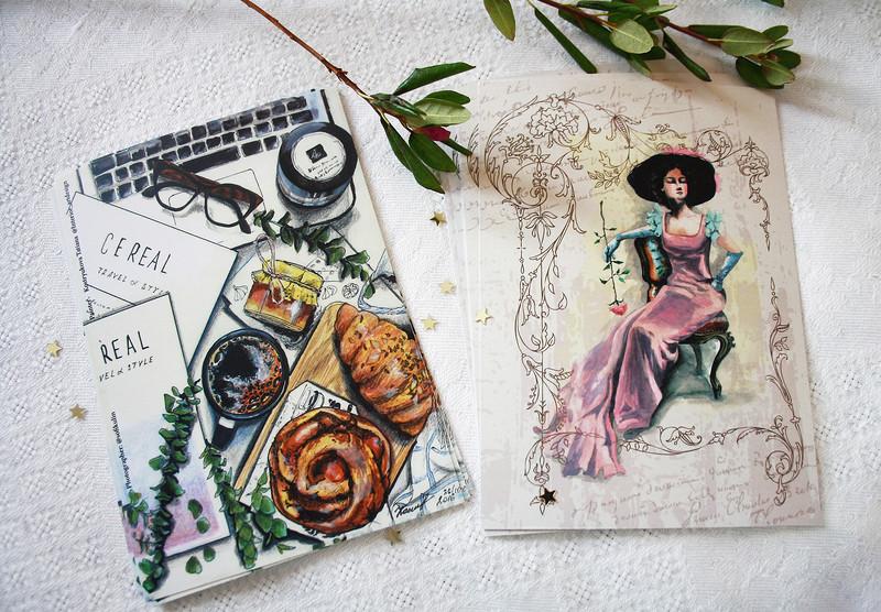 Цена дизайнерские открытки