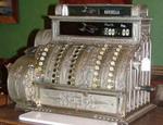 Первые кассовые аппараты в СССР